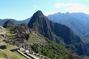 Machu Picchu ;)