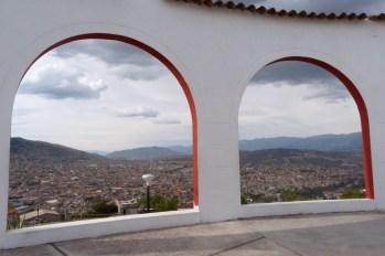 Widok na Ayacucho