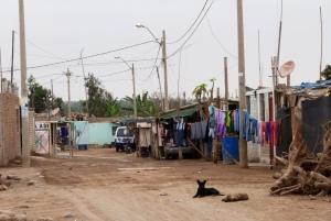 Biedne okolice Chinchy, Peru