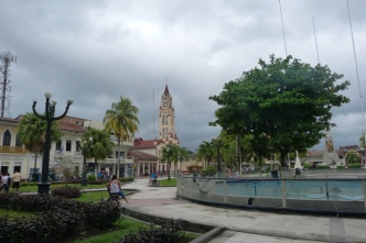 Iquitos, Plaza Mayor