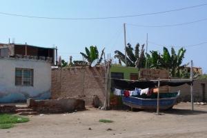 Tambo de Mora, Chincha