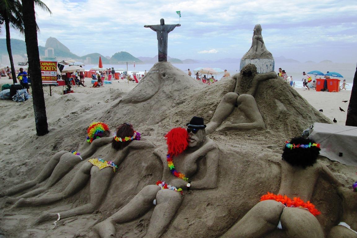 Randki w kulturze brazylijskiej