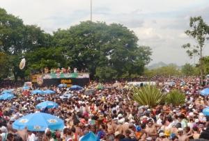 Tak się bawią ulice Rio