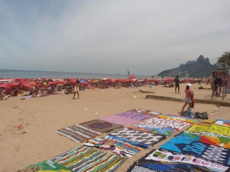 Plaża Ipanema, Rio de Janeiro