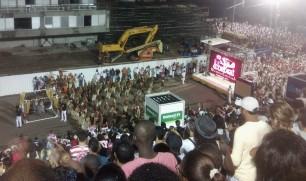 próby do karnawału w Rio
