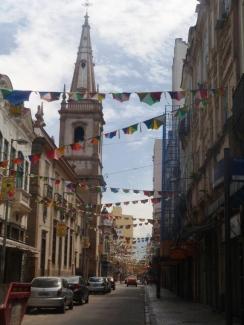 Saara, Centrum Rio de Janeiro