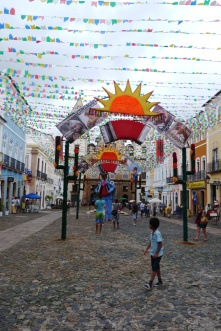Salvador, Place Pelourinho
