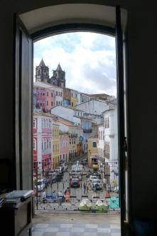 Salvador, Widok na Largo do Pelourinho