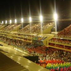 Sambodrom, Rio de Janeiro 2