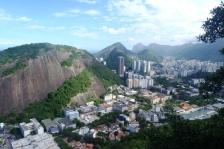 Widok na Rio de Janeiro