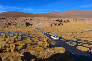 Boliwia okolice Salaru de Uyuni