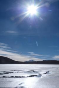 W Boliwii będzie wysoko... i zimno!