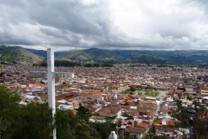 Cajamarca, Cerro Santa Apolonia