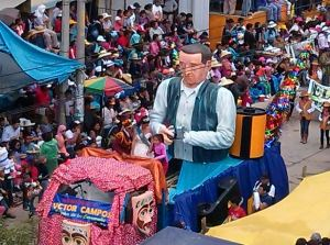 Cajamarca, karnawał, parady (2)