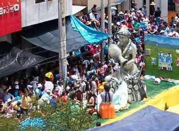 Cajamarca, karnawał, parady (3)