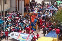 Cajamarca, karnawał, parady (4)