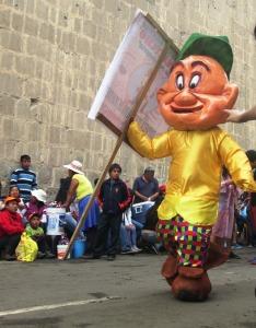 Karnawał w Cajamarce, parady (12)