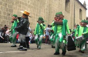 Karnawał w Cajamarce, parady (13)