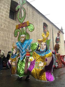 Karnawał w Cajamarce, parady (3)