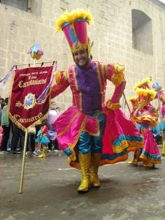 Karnawał w Cajamarce, parady (4)