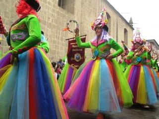 Karnawał w Cajamarce, parady (5)