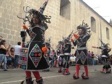 Karnawał w Cajamarce, parady (9)