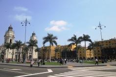 Lima, Plaza Mayor