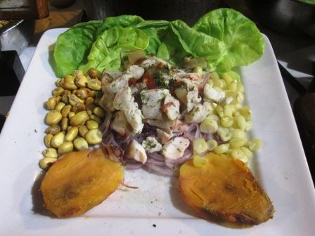 Potrawy peruwianskie_Ceviche