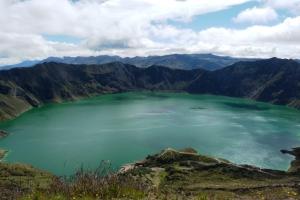 Laguna Quilotoa, Ekwador (2)