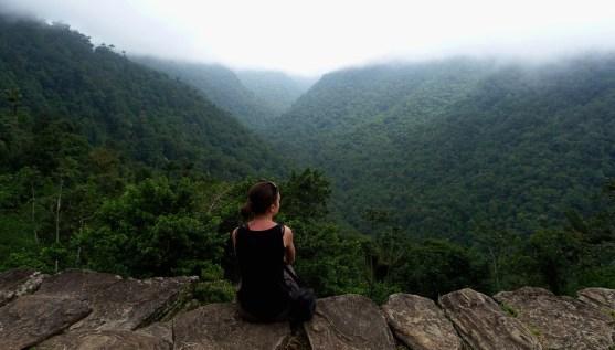 Sama w podróży Kolumbia