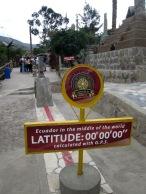 Quito równik