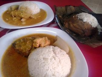 Guayaquil jedzenie