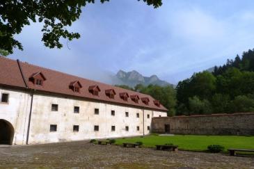 Czerwony Klasztor (2)