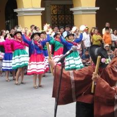 Lima, wystepy