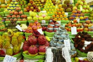 Owoce Brazylia