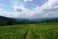 Szlak graniczny Pieniny (5)