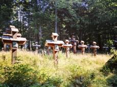Cmentarze na Magurze