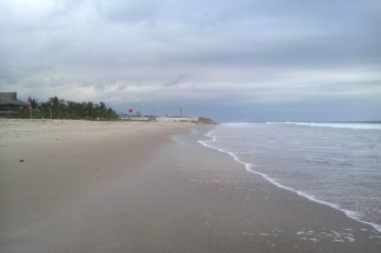 Plaże Montanity...