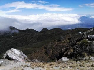 Baru wulkan, Panama