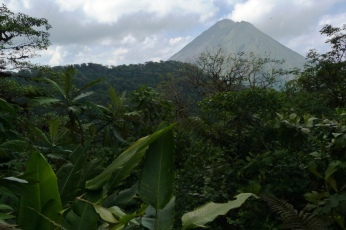 Kostaryka - Cerro Chato, Arenal