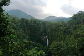 Kostaryka - La Fortuna wodospad
