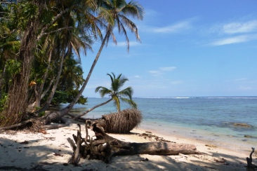 Na karaibskim wybrzeżu jest zawsze ciepło