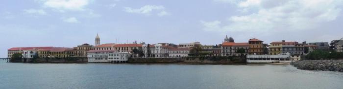 Casco Viejo, Ciudad de Panama — panorama