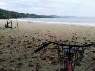 Punta Uva - tu najlepiej dojechać rowerem