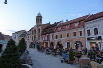 Braszów, Rumunia 2