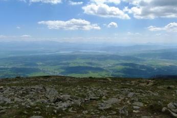 Babia Góra, widok 1