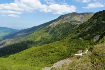 Babia Góra, ze szlaku 2