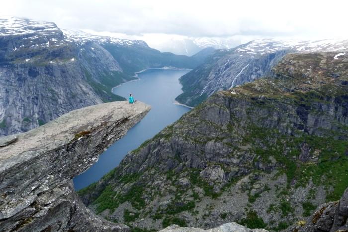 Trolltunga, Norwegia 1