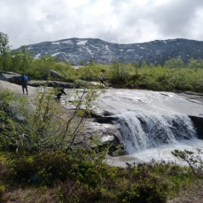 Trolltunga - trekking 1