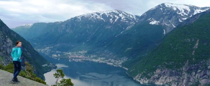 Norwegia, Tyssedal (4) — kopia